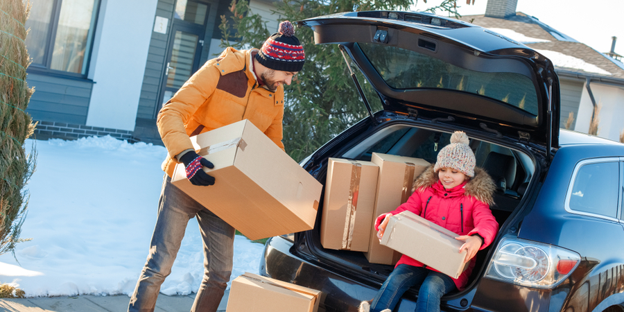 What Happens When One Parent Moves Out of the Country?