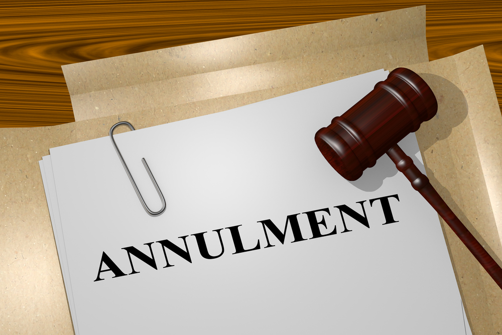 Which Marriages Can be Annulled in Texas?