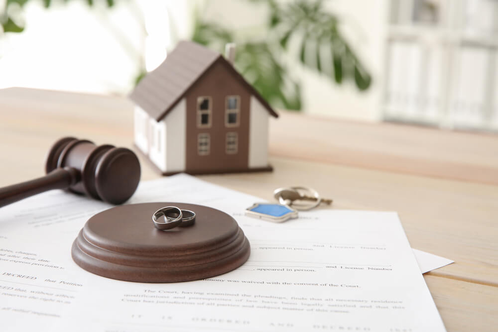 Property Division in Texas Divorce Law